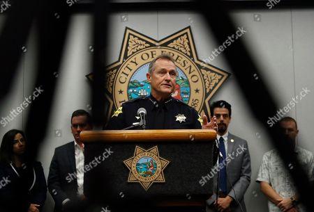Editorial picture of California Party Shooting, Fresno, USA - 18 Nov 2019