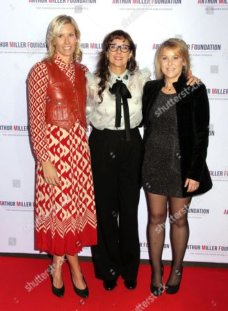 Sandi Farkas, Rebecca Miller and Janine Smith