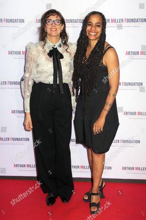 Rebecca Miller and Suzan-Lori Parks