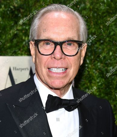 Tommy Hilfiger arrives at The Lincoln Center Corporate Fund Fashion Gala honoring Leonard A. Lauder at Alice Tully Hall, in New York