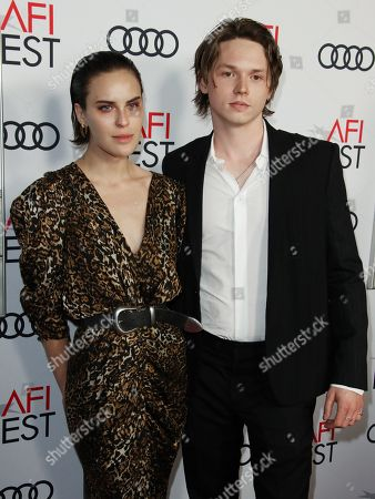 Editorial image of 'Hala' film gala screening, Arrivals, AFI Fest, TCL Chinese Theatre, Los Angeles, USA - 18 Nov 2019