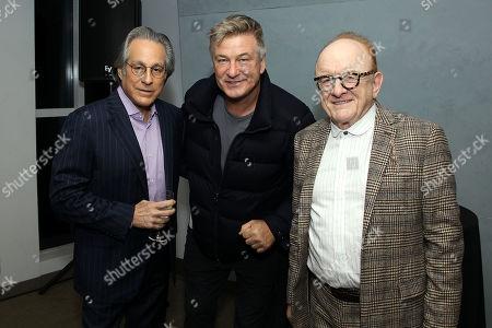 Max Weinberg, Alec Baldwin, Peter Asher