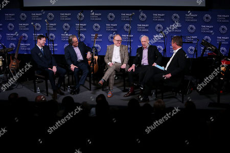 Rob Sheffield, Max Weinberg, Peter Asher, Peter Brown, Joe Scarborough