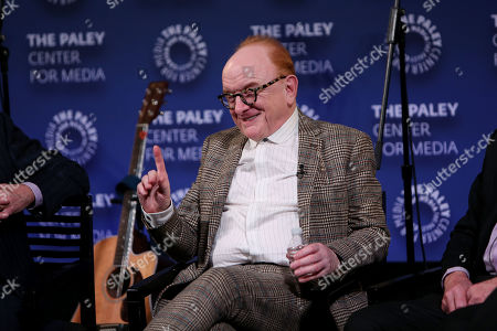Stock Picture of Peter Asher