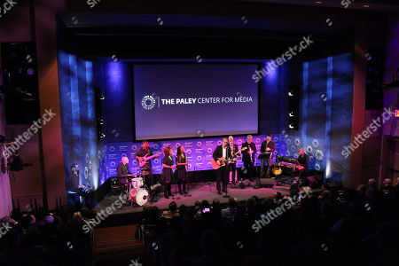 Editorial picture of PaleyLive NY: 'And in the End': The Beatles Fifty Years Later, New York, USA - 18 Nov 2019