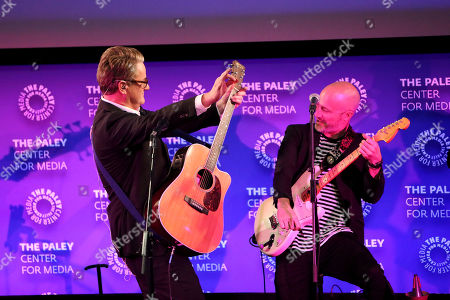 Editorial photo of PaleyLive NY: 'And in the End': The Beatles Fifty Years Later, New York, USA - 18 Nov 2019