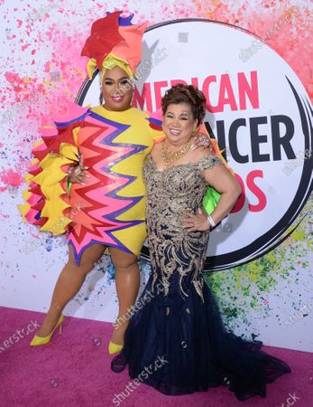 Patrick Starrr and guest