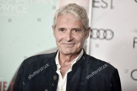 """Michael Nouri attends 2019 AFI Fest - """"The Two Popes"""" at the TCL Chinese Theatre, in Los Angeles"""