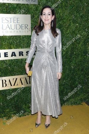 Editorial image of 'An Evening Honoring Leonard A. Lauder' fashion gala, Arrivals, New York, USA - 18 Nov 2019