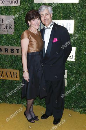 Laura Lauder and Gary Lauder
