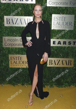Editorial photo of 'An Evening Honoring Leonard A. Lauder' fashion gala, Arrivals, New York, USA - 18 Nov 2019