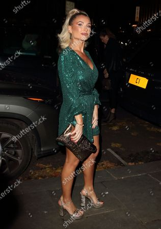 Stock Image of Billie Faiers