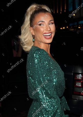 Stock Picture of Billie Faiers