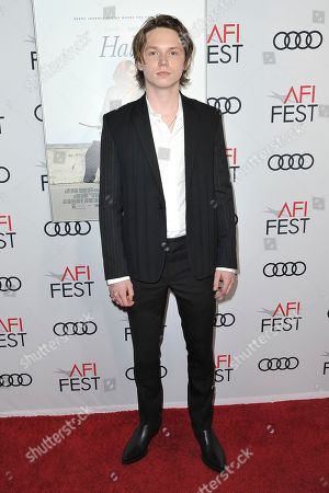 """Jack Kilmer attends 2019 AFI Fest - """"Hala"""" at the TCL Chinese Theatre, in Los Angeles"""