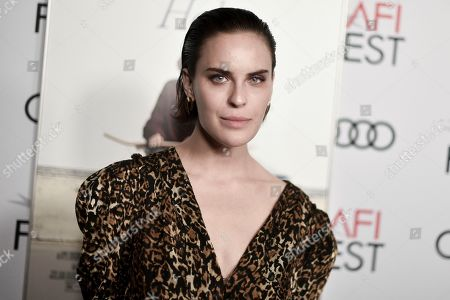 """Tallulah Willis attends 2019 AFI Fest - """"Hala"""" at the TCL Chinese Theatre, in Los Angeles"""