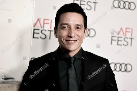 """Gabriel Luna attends 2019 AFI Fest - """"Hala,"""" at the TCL Chinese Theatre, in Los Angeles"""