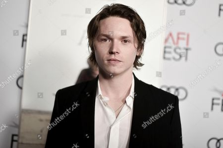 """Jack Kilmer attends 2019 AFI Fest - """"Hala,"""" at the TCL Chinese Theatre, in Los Angeles"""
