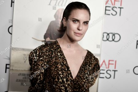 """Tallulah Willis attends 2019 AFI Fest - """"Hala,"""" at the TCL Chinese Theatre, in Los Angeles"""