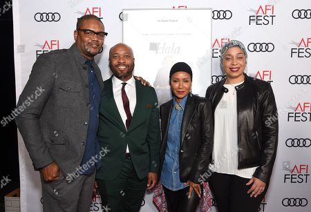 Editorial picture of 'Hala' film gala screening, Arrivals, AFI Fest, TCL Chinese Theatre, Los Angeles, USA - 18 Nov 2019