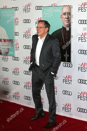 Fernando Meirelles poses on the AFI Fest 2019 red carpet during the premiere of 'The Two Popes' at TCL Chinese Theatre in Hollywood, USA, 18 November 2019. â??The Two Popesâ?? will be released on Netflix on 20 December 2019.