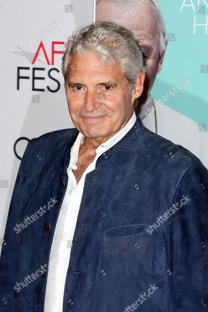 Michael Nouri poses on the AFI Fest 2019 red carpet during the premiere of 'The Two Popes' at TCL Chinese Theatre in Hollywood, USA, 18 November 2019. â??The Two Popesâ?? will be released on Netflix on 20 December 2019.