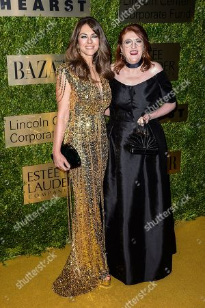 Editorial picture of 'An Evening Honoring Leonard A. Lauder' fashion gala, Arrivals, New York, USA - 18 Nov 2019