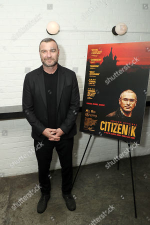 Editorial picture of A New York Special Screening of 'CITIZEN K', USA - 18 Nov 2019