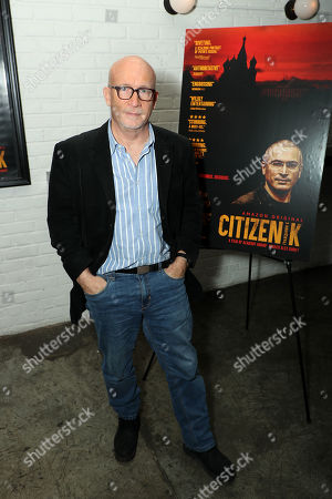 Editorial image of A New York Special Screening of 'CITIZEN K', USA - 18 Nov 2019