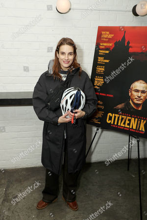 Editorial photo of A New York Special Screening of 'CITIZEN K', USA - 18 Nov 2019