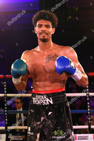 Editorial image of Nordoff Robbins Boxing Dinner, Boxing, London Hilton, United Kingdom - 18 Nov 2019
