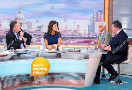 Editorial picture of 'Good Morning Britain' TV show, London, UK - 19 Nov 2019