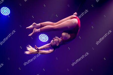 Editorial picture of China International Circus Festival, Zhuhai - 17 Nov 2019
