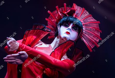 Editorial photo of China International Circus Festival, Zhuhai - 17 Nov 2019