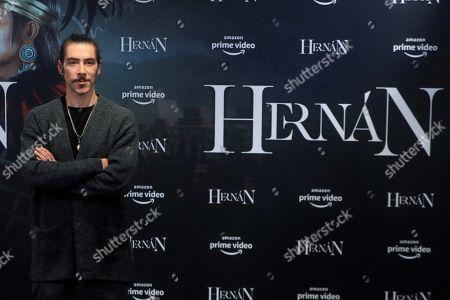 Editorial picture of Presentation of Amazon's new series 'Hernan', Madrid, Spain - 19 Nov 2019