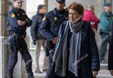 Editorial photo of Andalusian former regional presidents are convicted for the ERE case, Seville, Spain - 19 Nov 2019