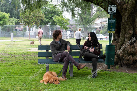 Matthew Gray Gubler as Wes and Kat Dennings as Jules Wiley
