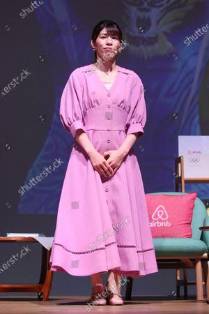 Stock Picture of Saori Yoshida