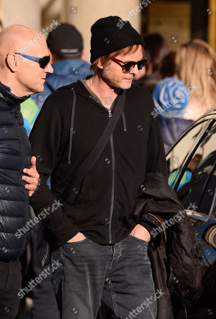 Editorial image of A-ha out and about, Warsaw, Poland - 19 Nov 2019