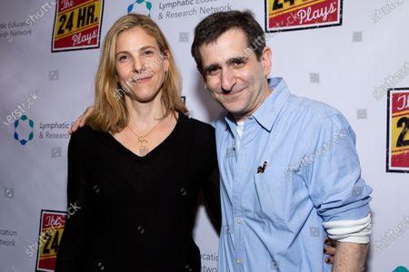 Carolyn Cantor and Jonathan Marc Sherman