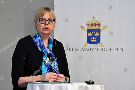 Editorial picture of Sweden drop Julian Assange rape investigation, Stockholm, Sweden - 19 Nov 2019