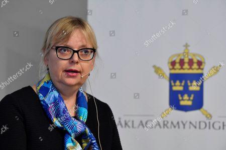 Editorial image of Sweden drop Julian Assange rape investigation, Stockholm, Sweden - 19 Nov 2019