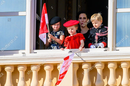 Princess Gabriella and Prince Jacques