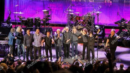 Michael McDonald, Doobie Brothers. Michael McDonald performs with the Doobie Brothers at the Ryman Auditorium, in Nashville, Tenn