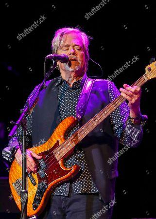 John Cowan of The Doobie Brothers performs at The Doobie Brothers at Ryman Auditorium, in Nashville, Tenn