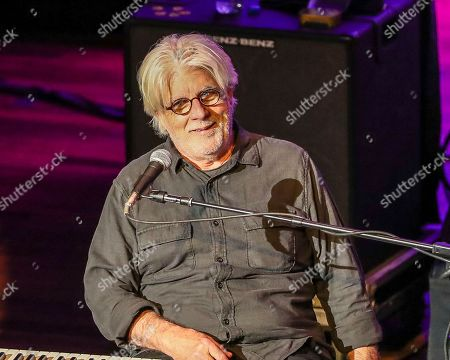 Michael McDonald performs with the Doobie Brothers at the Ryman Auditorium, in Nashville, Tenn