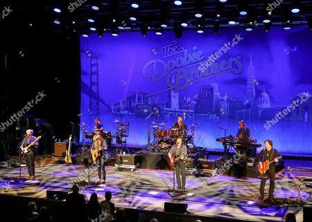 Editorial image of Doobie Brothers in Concert - , TN, Nashville, USA - 18 Nov 2019