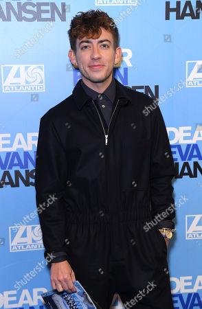 Editorial image of 'Dear Evan Hansen' musical press night, London, UK - 19 Nov 2019