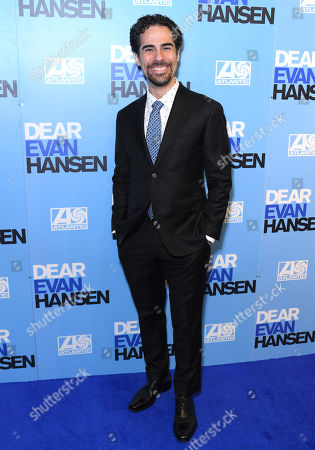 Editorial photo of 'Dear Evan Hansen' musical press night, London, UK - 19 Nov 2019