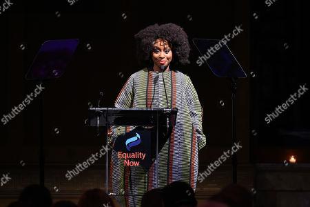 Stock Image of Chimamanda Ngozi Adichie