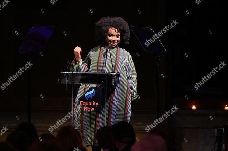 Editorial photo of Make Equality Reality Annual Gala, Inside, New York, USA - 19 Nov 2019